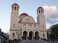 Kirche Vier Märtyrer