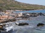 Strand Spinalonga - Insel Kreta foto 2