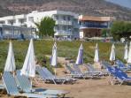 Strand Stalida - Insel Kreta foto 5