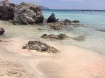 Strand Elafonissi - Insel Kreta foto 28