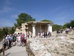 Knossos (archäologische Fundstätte) - Insel Kreta foto 2