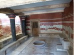 Knossos (archäologische Fundstätte) - Insel Kreta foto 7