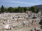 Knossos (archäologische Fundstätte) - Insel Kreta foto 9