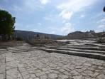 Knossos (archäologische Fundstätte) - Insel Kreta foto 10