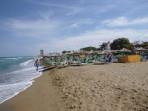 Strand Amoudara (Heraklion) - Insel Kreta foto 9