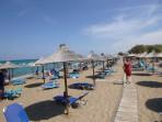Strand Amoudara (Heraklion) - Insel Kreta foto 13