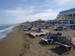 Strand Amoudara (Heraklion) - Insel Kreta foto 14