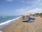 Strand Amoudara (Heraklion) - Insel Kreta foto 17