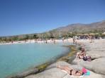 Strand Elafonissi - Insel Kreta foto 1