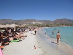 Strand Elafonissi - Insel Kreta foto 12