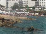 Strand Chersonisou - Insel Kreta foto 17