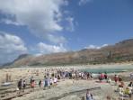 Strand Balos - Insel Kreta foto 3
