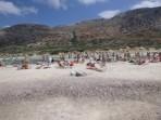 Strand Balos - Insel Kreta foto 5