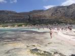 Strand Balos - Insel Kreta foto 9