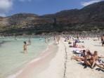 Strand Balos - Insel Kreta foto 10