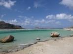 Strand Balos - Insel Kreta foto 15