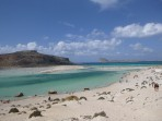 Strand Balos - Insel Kreta foto 17