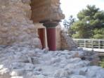 Knossos (archäologische Fundstätte) - Insel Kreta foto 12