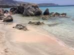 Strand Elafonissi - Insel Kreta foto 34