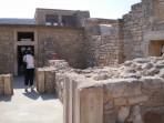 Knossos (archäologische Fundstätte) - Insel Kreta foto 23