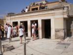 Knossos (archäologische Fundstätte) - Insel Kreta foto 25