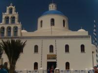 Kirche Panagia Platsani (Oia)