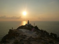 Leuchtturm Akrotiri