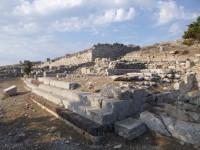Besichtigung von Alt-Thera