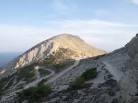 Mesa Vouno Gebirge