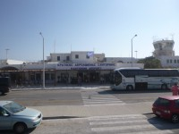 Flughafen Santorini (Thira) National