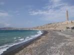 Strand Vlychada - Insel Santorini foto 1