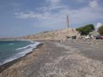 Strand Vlychada - Insel Santorini foto 2
