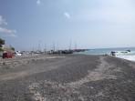 Strand Vlychada - Insel Santorini foto 4