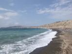 Strand Vlychada - Insel Santorini foto 5