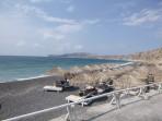 Strand Vlychada - Insel Santorini foto 6