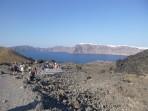 Schifffahrt durch die Caldera - Insel Santorini foto 20