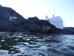 Schifffahrt durch die Caldera - Insel Santorini foto 29