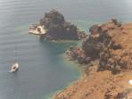 Ruinen der byzantinischen Burg (Oia) - Santorini foto 7