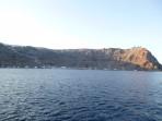 Schifffahrt durch die Caldera - Insel Santorini foto 40
