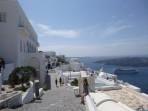 Ausflug zu den Schönheiten der Hauptstadt Fira - Insel Santorini foto 2