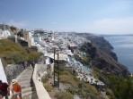 Ausflug zu den Schönheiten der Hauptstadt Fira - Insel Santorini foto 3