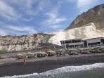 Schwarzer Strand - Insel Santorini foto 1