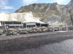 Schwarzer Strand - Insel Santorini foto 3