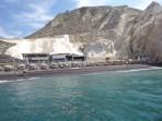 Schwarzer Strand - Insel Santorini foto 5