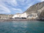 Schwarzer Strand - Insel Santorini foto 8