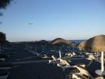 Strand Kamari - Santorini foto 16