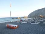 Strand Kamari - Santorini foto 17