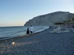 Strand Kamari - Santorini foto 22