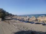 Strand Monolithos - Santorini foto 3