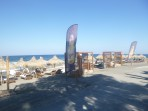 Strand Monolithos - Santorini foto 5